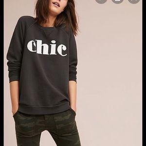 Chic Anthropologie Sweatshirt